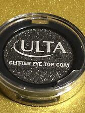 Ulta DISCONTINUED & SUPER RARE Glitter Eye Top Coat HIGH MAINTENANCE Eye Shadow