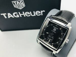 Tag Heuer Monaco Automatic Calibre 6 Watch - WW2110-0
