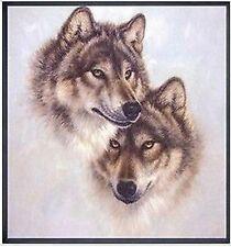 "NEW Cross Stitch Kits ""Wolf """
