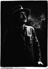 Captain Beefheart POSTER 60x84.5cm NEW The Venue London 12 November 1980 photo