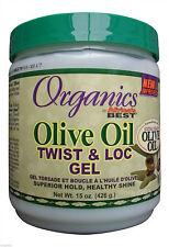 Africa's Best Olive Oil Twist & Loc Gel - Superior Hold