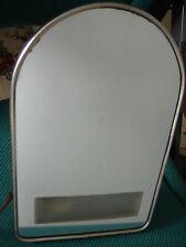 alter Kosmetikspiegel Vintage Standspiegel Tischspiegel Spiegel mit Licht