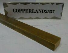 "2.125/"" OD  12.9# CHEAP BRASS C360 Solid Round Rod Bar 12/"" Long"