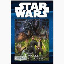 Star Wars Comic Collezione 13 vi Il Ritorno dei Cavalieri Jedi Return of PANINI
