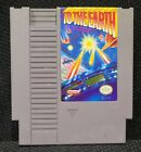 To+the+Earth+Authentic+Game+Cart+for+the+Nintendo+NES