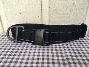 KONG MAX 20 Chew resist black dog collar size XL. Black