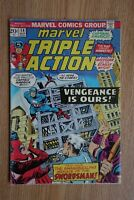 Marvel Triple Action #14 (Oct,1973) Bronze Age Comic Book