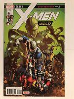 X-Men Gold #21 Marvel Comic 1st Print 2018 unread NM
