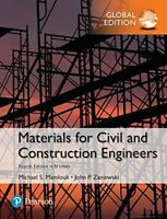 Materials for Civil and Construction Engineers in SI Units by John P. Zaniewski