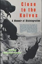 Close to the Knives: A Memoir of Disintegration, David Wojnarowicz, Good Book