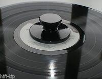 GEKO Plattengewicht  Puck  Stabilizer  Schallplattengewicht schwarz matt