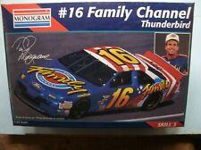 Monogram #16 Ted Musgrave Family Channel Brand New Sealed Model Kit (1995 model)