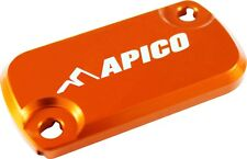 APICO Front brake reservoir cover KTM SX65 12-13 ORANGE (R)