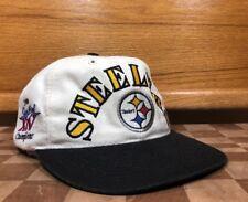 Vintage Pittsburgh Steelers Super Bowl Champions Snapback Hat