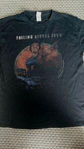 The Rolling Stones Tour T-Shirt Large 2011 vintage