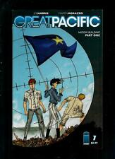 GREAT PACIFIC US IMAGE COMIC VOL.1 # 7/'13