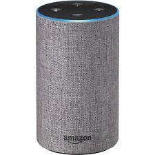 Amazon Echo Smart Speaker Bluetooth WiFi 2nd Generation, Work with Alexa