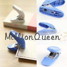 Mini Paper Cutter Punch for DIY Card Making Scrapbooking Tags Craft Tool