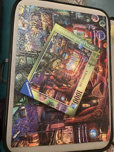 Ravensburger, 1000 Jigsaw Puzzle, A Pirate's Life by Aimee Stewart. Complete.