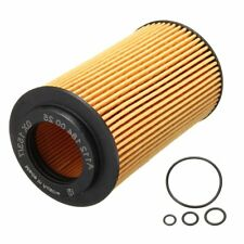 Oil Filter + Seal Ring Gasket For Mercedes-Benz W204 W212 OM651