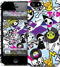 Hard Case GelaSkin- Tokidoki TKDK for iphone 5/5S
