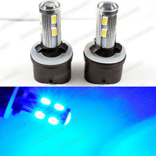 880 Ultra Blue LED Bulbs Fog Lamp Driving Light 881 890