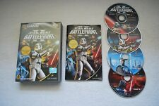 Star Wars Battlefront II - PC CD-ROM , Complete , Free P+P