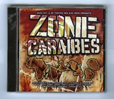 CD (NEW) ZONE CARAIBES (VARIOUS)