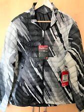 The North Face ThermoBall Full Zip chaqueta de abrigo para hombre Capas Negro Tamaño Grande