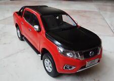 Zhenzhou Nissan Navara Frontier 1:18 dealer model car from China