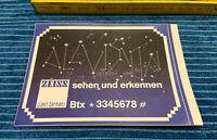 Aufkleber ZEISS West Germany ALLVISION sehen und erkennen Btx *3345678#