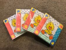 Little Suzy's Zoo Baby Shower Party supplies 4 packs 16 3 ply Napkins