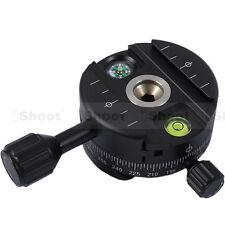iShoot Panorama Head f Arca-Swiss Camera Tripod Ball Head&Quick Release Plate