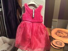 NEXT - Signature Party Dress- age 6