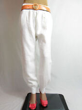Unbranded Cotton Blend Harem Trousers for Women