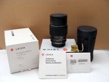 "Leica 11352 - Leica Apo Macro-Elmarit R 2.8/100 ROM ""1a Sammlerstück"" - OVP!"