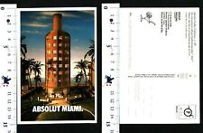 ABSOLUT VODKA - COLLECTION N° 87 - ABSOLUT MIAMI - 57074