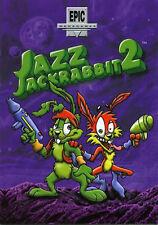 Jazz Jackrabbit 2 RARITÄT PC Klassiker Kult Jump and Run