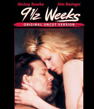 9 1/2 Weeks 0883929222636 With Mickey Rourke Blu-ray Region a
