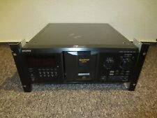 Sony Mega Storage 300CD CD-Wechsler Compact Disc Player CDP-CX355 CD Spieler