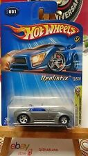 Hot Wheels First Editions Ford Shelby Cobra Concept 2005-001  (9977)