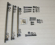 MOTORCYCLE BOLT KIT STAINLESS STEEL -HONDA CB750 FOUR SOHC ENGINE MOUNTS
