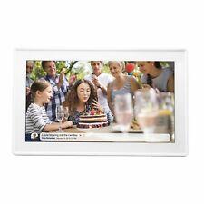 Digitaler Bilderrahmen Frameo WLAN 15,6 Zoll 1920x1080 Denver PFF-1513 weiß