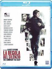 Blu Ray  La regola del Silenzio - The Company You Keep  ......NUOVO