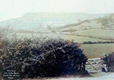 Vintage 1857 J.R. Clarke, Thirsk PHOTO REPRINT White Horse, Yorks A4 A3 A2 Sizes