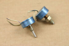 New Listingpair Dejur Potentiometer Vintage 5k Ohm Usa Variable Resistor C 078 12w 1960s