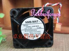 NMB 1608KL-04W-B29 Inverter cooling fan DC12V 40*40*20MM 3wire #Mz10 QL