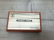 game & watch donkey kong fully functional