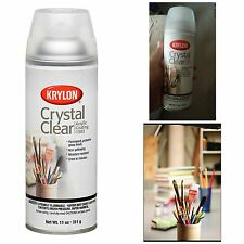 Waterproof Acrylic Paint Spray Crystal Clear Spray Paint For Artwork Quick Dry