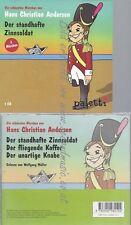 CD--HANS CHRISTIAN ANDERSEN - - -- DAS HAESSLICHE JUNGE ENTLEIN